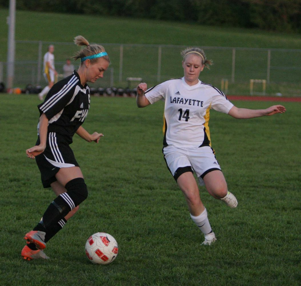4/26 Varsity Soccer v. Lafayette Photo Gallery