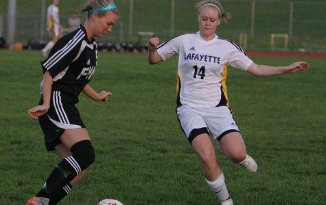 4/26 Varsity Soccer v. Lafayette Photo Gallery