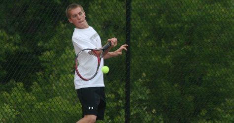 5/17 Varsity Boys Tennis Districts Photo Gallery