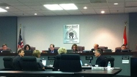 Special Board meeting leads to revised tax levy