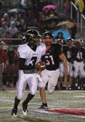 Knights take on Holt after their Homecoming loss