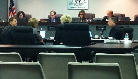 School Board Votes on New Tax Levy