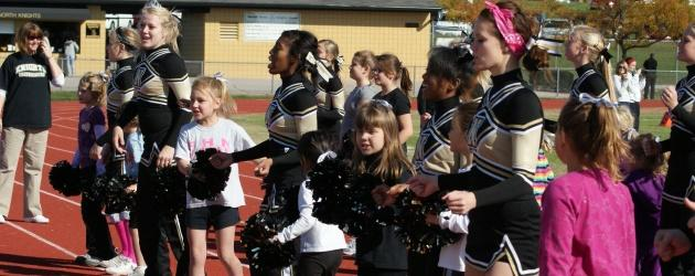 [Photo Gallery] 10-29 Cheer Clinic