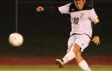 Varsity soccer pulls off first round upset of FZN