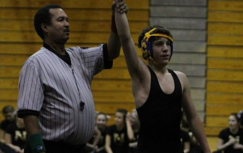 [Photo Gallery] 11-30 Freshman Wrestling vs Holt