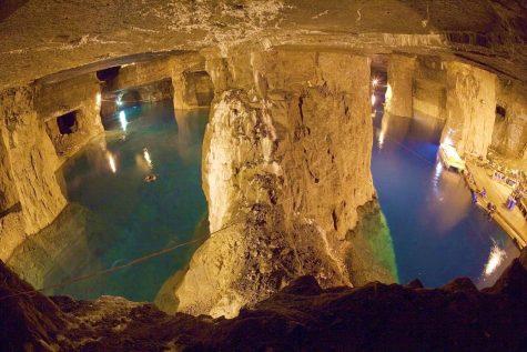 Bonne Terre Mines is top ten adventure site