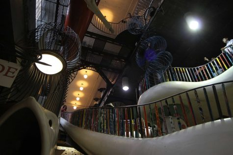 City Museum transforms at night