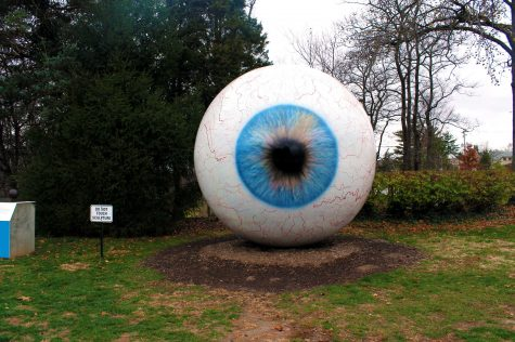 Artwork joins nature in sculpture park