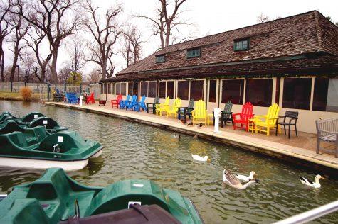 Forest Park offers lakeside escape