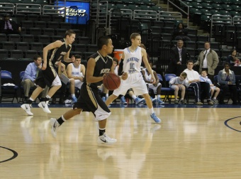 Knights fall short to Hazelwood West