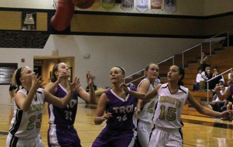 Varsity girls Basketball vs Troy [Photo Gallery]