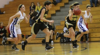 Lady Knights Basketball gear up to face Troy