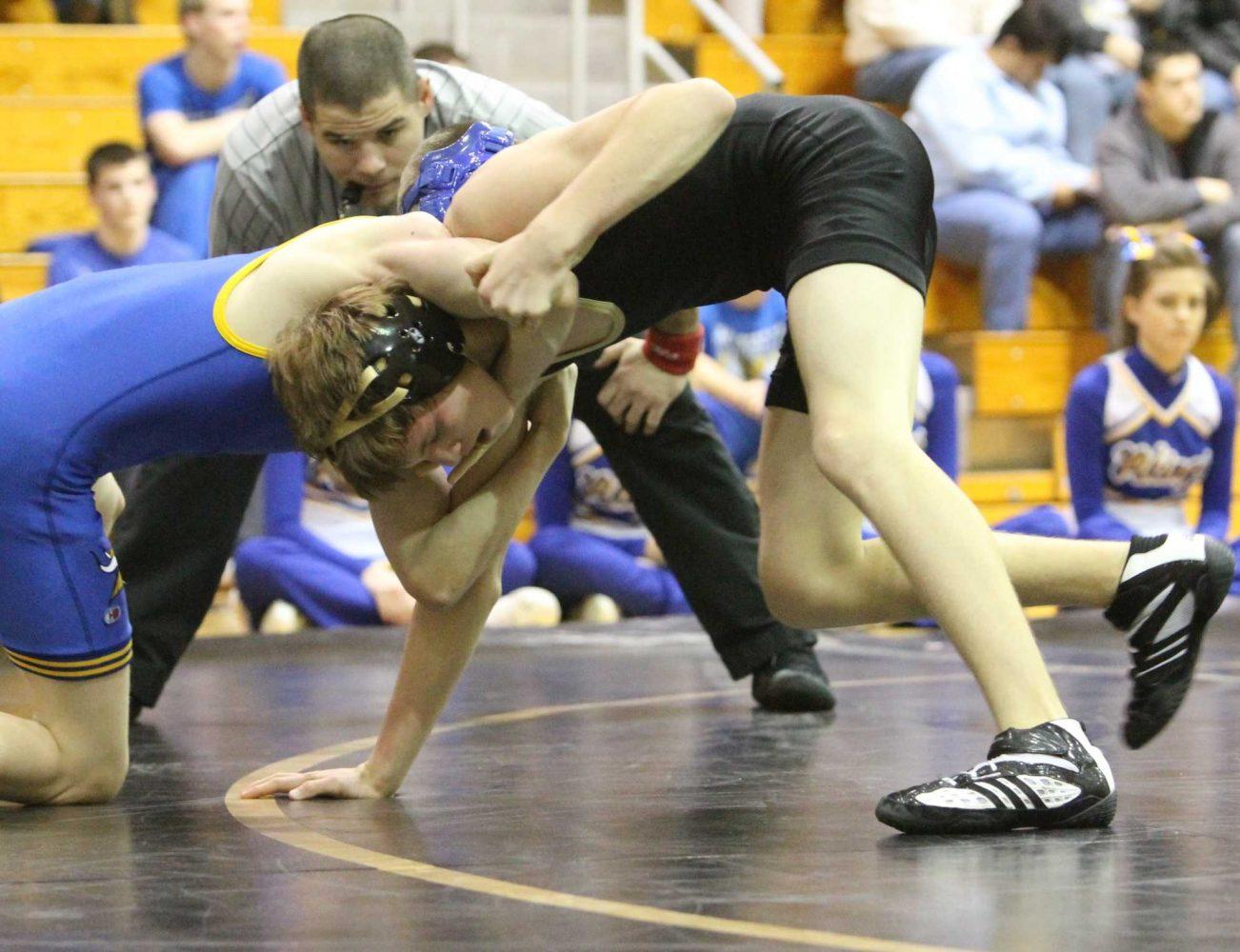 JV Boys Wrestling vs Howell [Photo Gallery]