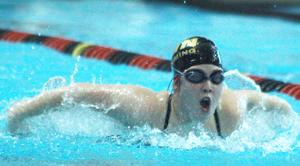 Girls Swimming GAC's [Photo Gallery]