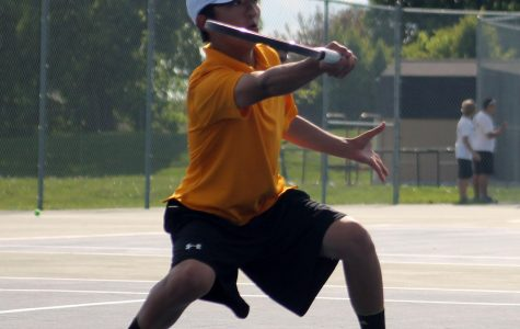 Boys Tennis vs Howell [Photo Gallery]