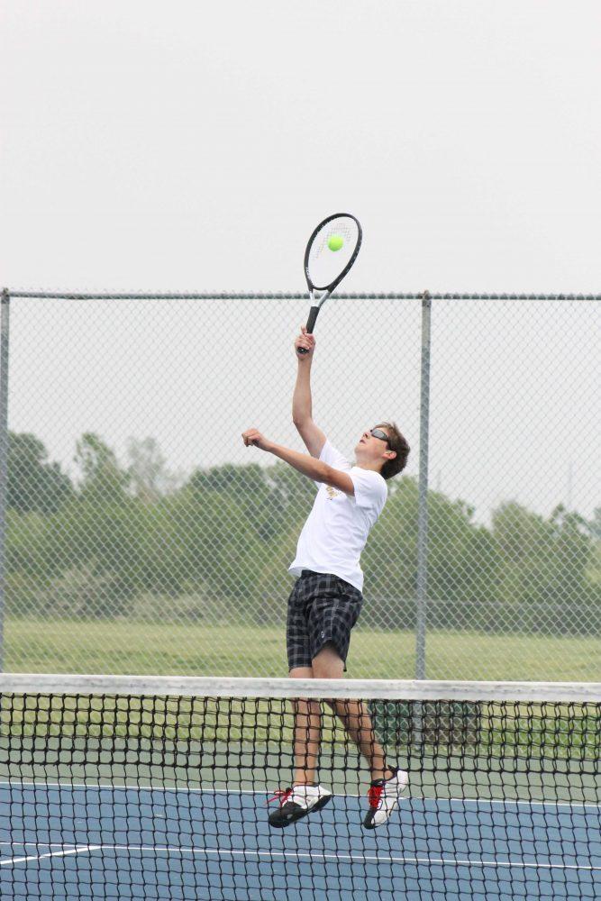 Varsity Tennis vs FZW [Photo Gallery]