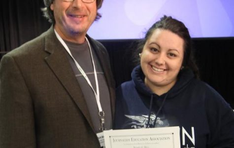 Kelsey Bell Named 2012 National High School Journalist of the Year