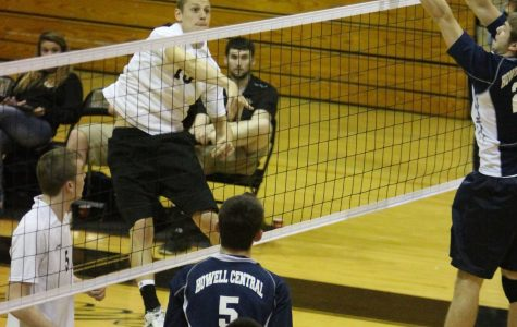 Varsity Boys Volleyball vs Howell Central [Photo Gallery]