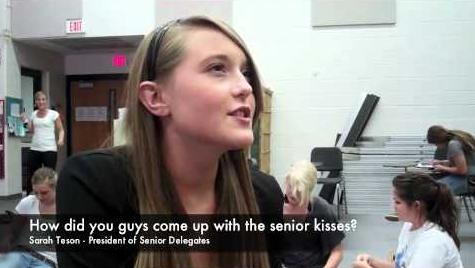 Kissing the Seniors Goodbye