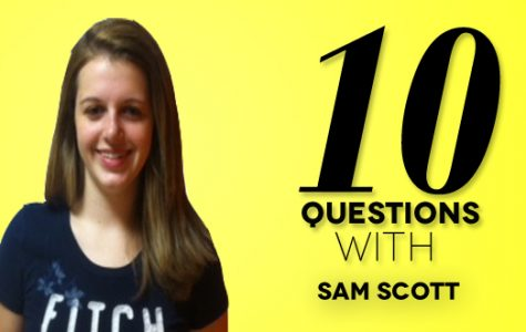 10 Questions with Sam Scott
