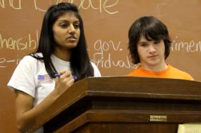 Debate Club: Debating The Zombie Issues
