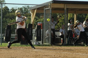 9-18 Varsity Softball vs. Central [Photo Gallery]