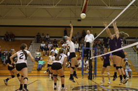 9-11 Varsity Volleyball vs FZS [Photo Gallery]