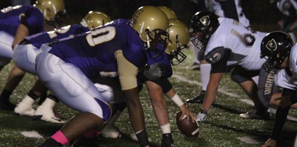 10-26 Varsity Football vs CBC [Photo Gallery]