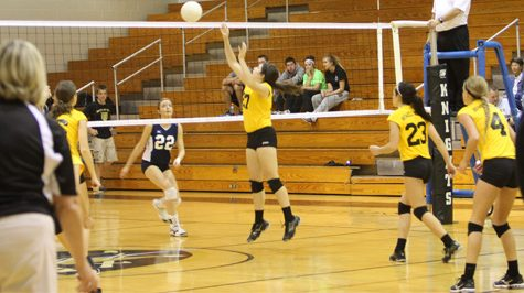 10-9 JV Volleyball Vs Francis Howell Central [Photo Gallery]