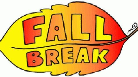 Fall Break Preview
