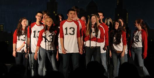 10-20 Choir Dinner Concert [Photo Gallery]