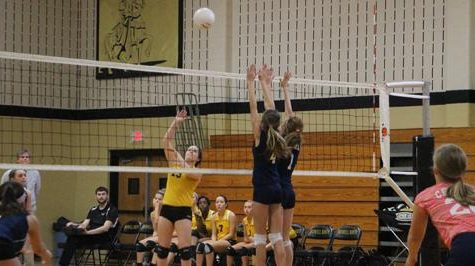 10-9 Freshmen Volleyball Vs. Howell Central [Photo Gallery]