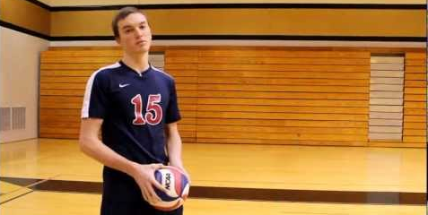 Lewis Stein Shows You How to Serve [Video]
