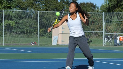 8/25 Varsity Girls Tennis vs. Parkway North [Photo Gallery]