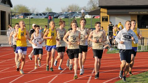 Track and Field Meeting Recap