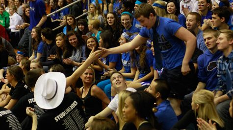 Snowcoming Pep Assembly Recap