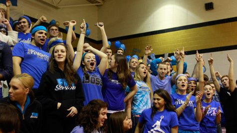 Snowcoming Pep Assembly [Photo Gallery]