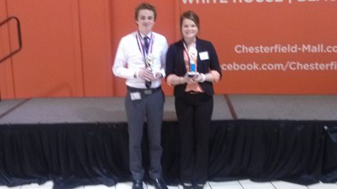 Two Students Qualify for FBLA State Conference