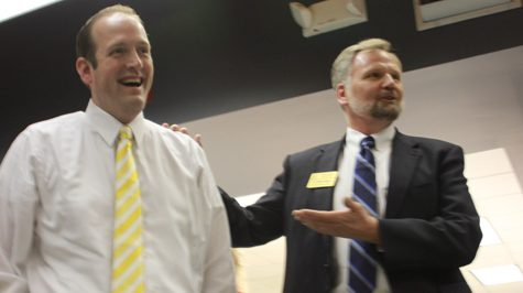 Downs Announced New Head Principal of Francis Howell North