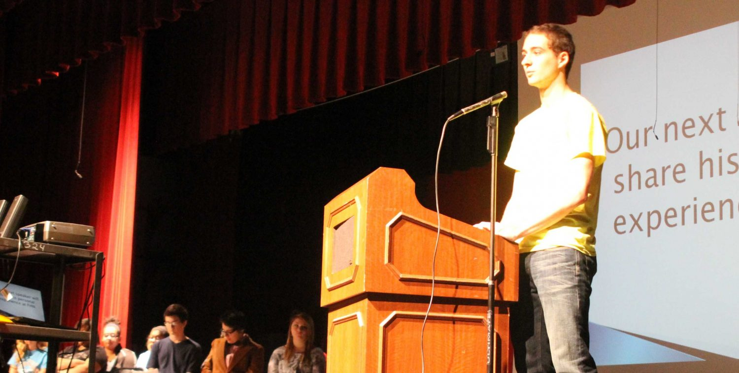 First FHN Assembly to Raise Awareness of Bullying