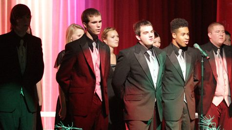 Choir Students Attend State Competition