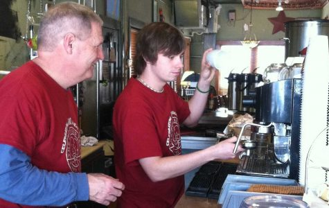 10 questions with the owner of the Crooked Tree Coffehouse