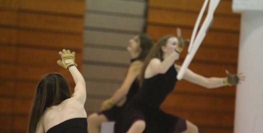 4-16 Winter Guard & Drumline Final Performance [Photo Gallery]