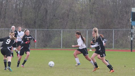 4-11 JV Girls Soccer [Photo Gallery]