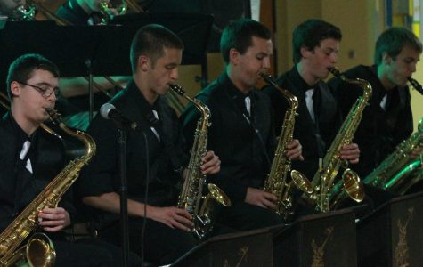 5-2 Jazz Band Concert [Photo Gallery]