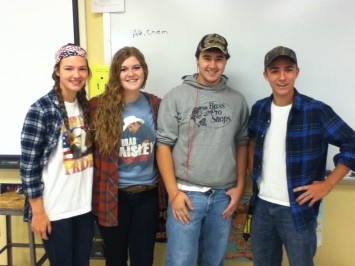 9-23 Country Western Day