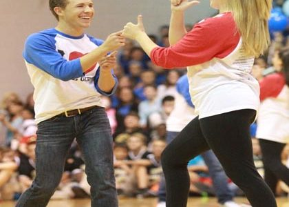 Homecoming Pep Assembly Video Playlist