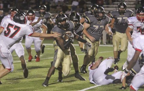 Varsity Knights Football Ends Losing Streak to FZS