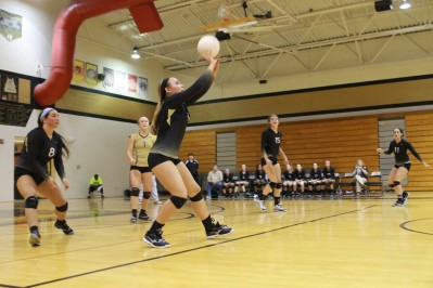 9-19 V Volleyball Vs. Central [Photo Gallery]