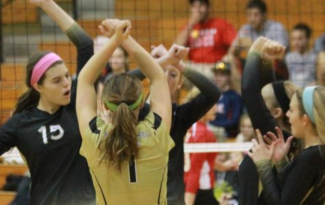 Varsity Girls Volleyball Vs Hazelwood West Recap